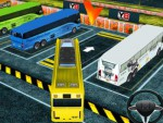 3D Bus Parking Game