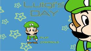 Luigi's Day