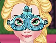 Elsa At Eye Clinic