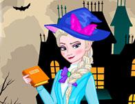 Elsa Harry Potter Makeover