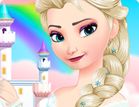 Elsa's Candy Make Up