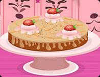 Frozen Anna Carrot and Mango Cake