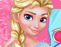 Frozen Prom Make-up