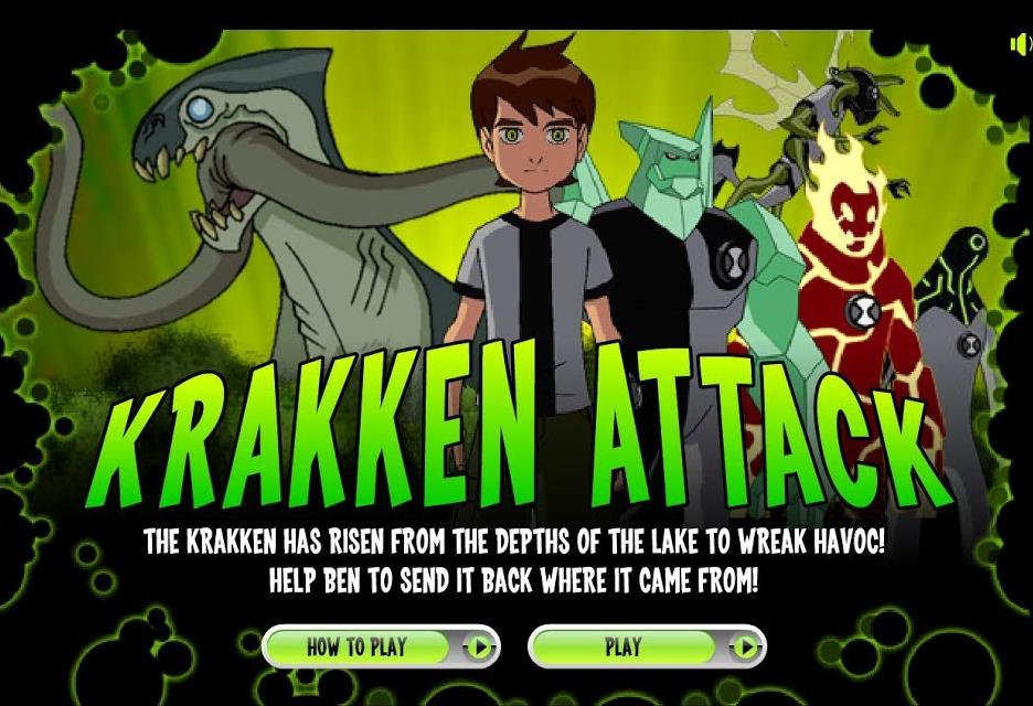 Krakken Attack