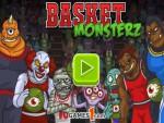 Play Basketball Monster