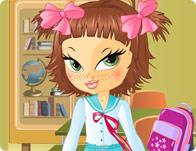 Sara in Summer School