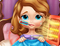 Sofia the First Flu Doctor