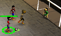 Street Football Online 3D